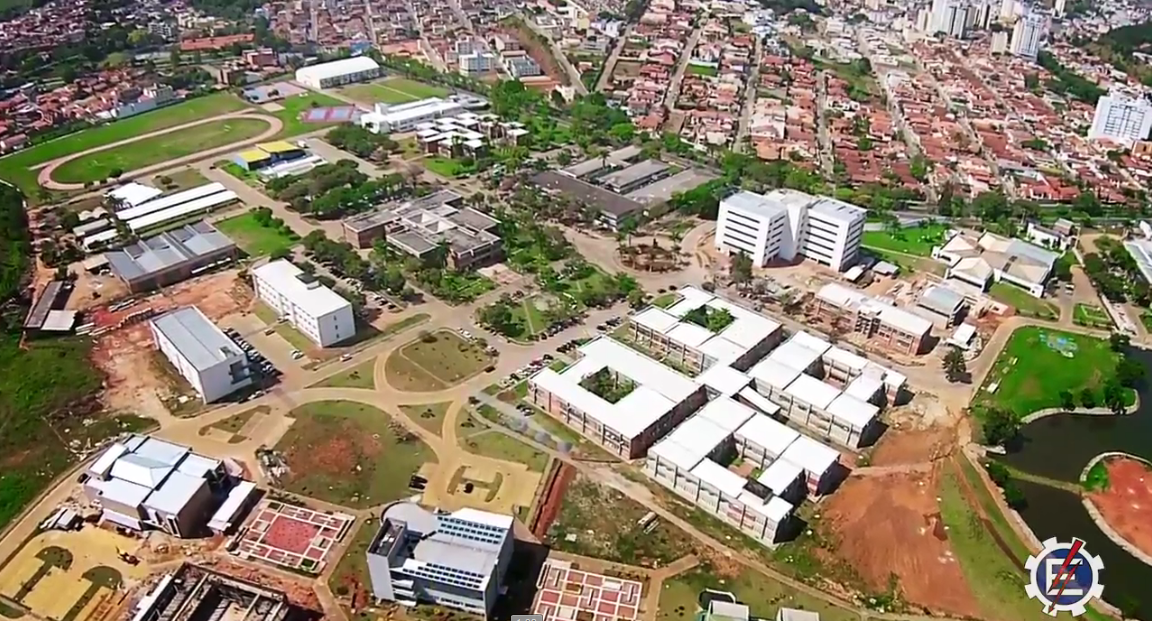 Overview UNIFEI Itajubá Campus
